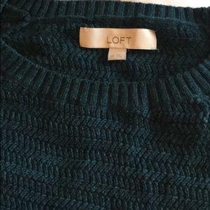 The Loft Green Sweater!!